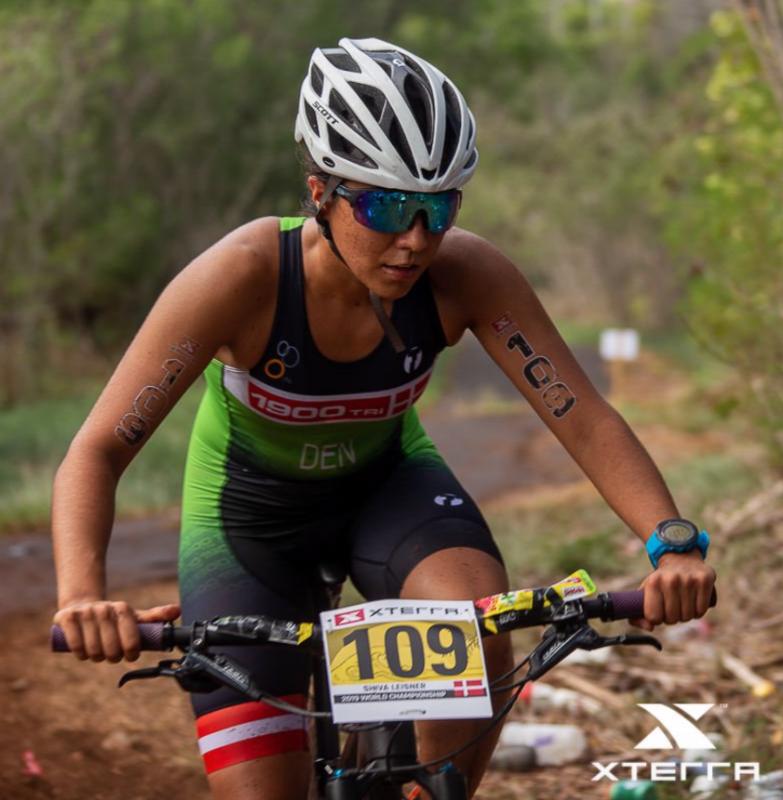 Women mountainbike